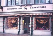 欧州での出発点、トビアス・エルマティンガー氏の店「ベッカライ・エルマティンガー」。あわや強制帰国、を免れた後、仕事に勉強に打ち込み、休暇にはヨーロッパ中を旅するなど充実の1年半を過ごした。店の名前はそのままだが、現在は別の経営者によって運営されている。